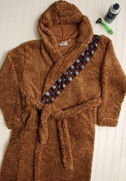 Chewbacca Adult Star Wars Sherpa Robe w/ Sound Chip