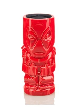 Deadpool 15oz Geek Tikis