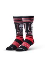 Odd Sox WWE Stone Cold Skull Knit Socks