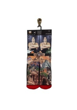 Odd Sox WWE Andre the Giant Sublimated Socks