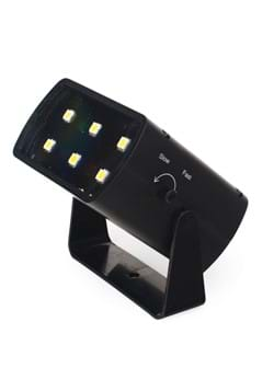 Intense LED Strobe Light Halloween Decoration