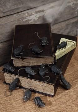 Halloween Bag of Mice Decorations