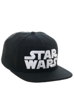 Star Wars Fiber Optic Logo Snapback Hat
