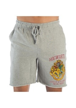 Harry Potter Hogwarts Crest Men's Lounge Shorts