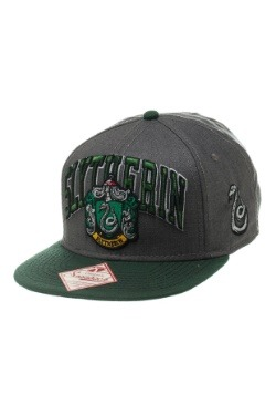 Harry Potter Slytherin Snapback Hat