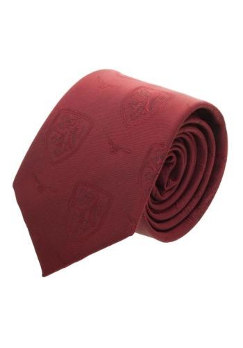 Harry Potter Gryffindor Monochomatic Necktie