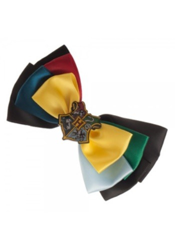 Harry Potter Hogwarts Hair Bow