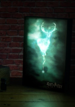 Harry Potter Patronus Luminart Wall Decor Alt