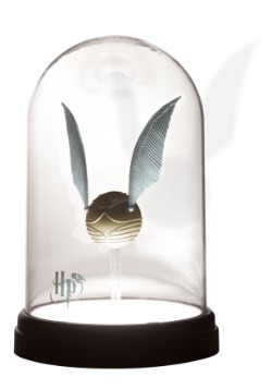 Golden Snitch Jar Light