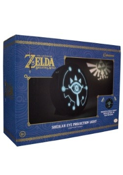 Legend of Zelda Sheikah Eye Projection Light