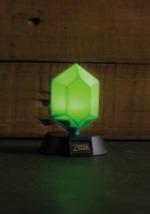 Legend of Zelda Green Rupee 3D Light3