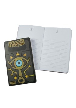 Legend of Zelda Sheikah Slate Softbound Notebook