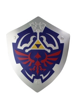 Hylian Shield Metal Wall Art