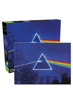 Pink Floyd The Dark Side of the Moon 1000 Piece Puzzle