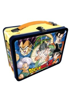 Dragon Ball Z Battle Metal Lunchbox