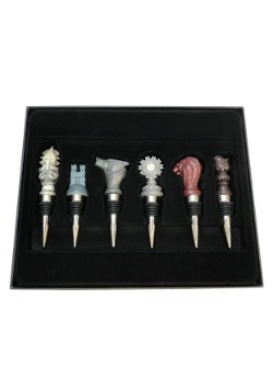 Game Of Thrones - House Sigil Wine Stoppers Set Of 6