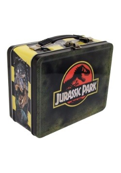 Jurassic Park Tin Lunch Tote