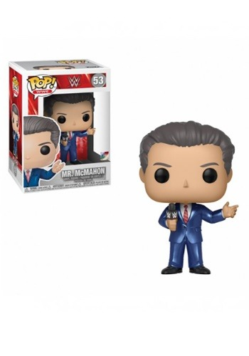 Pop! WWE- Vince McMahon w/ Chase