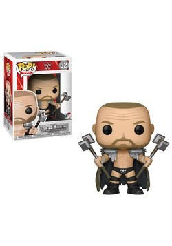 Pop! WWE- Triple H Skull King w/ Chase