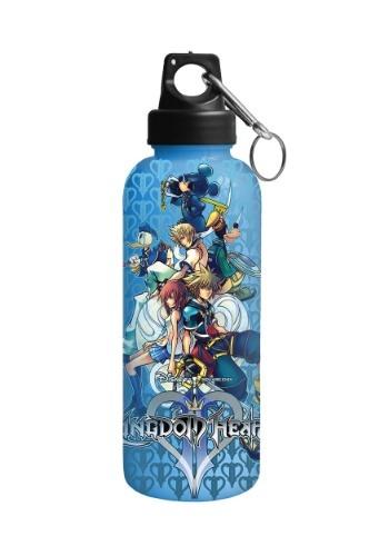 Disney Kingdom Hearts 25oz Alumnim Water Bottle