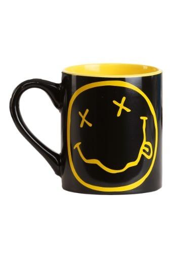 Nirvana Smiley 14 oz Ceramic Mug