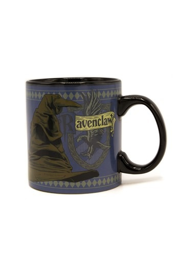 Harry Potter Ravenclaw Sorting Hat 20 oz Heat Reveal Mug