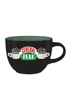 Friends Central Perk Logo 24 oz Ceramic Soup Mug