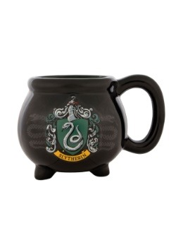 Harry Potter Slytherin Crest Sculpted Mug