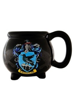 Harry Potter Ravenclaw Crest Sculpted Mug1