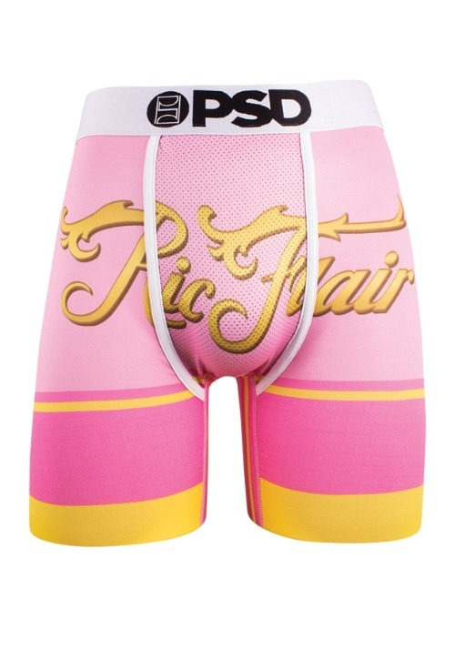 PSD Underwear WWE Ric Flair Mens Boxer Briefs