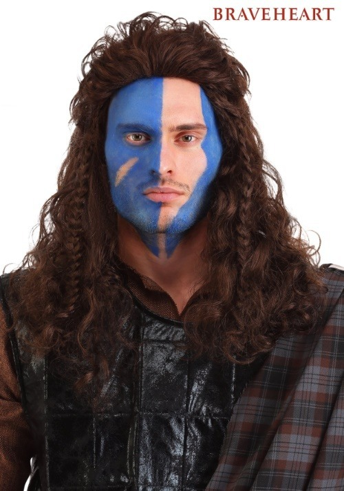 Braveheart William Wallace Wig