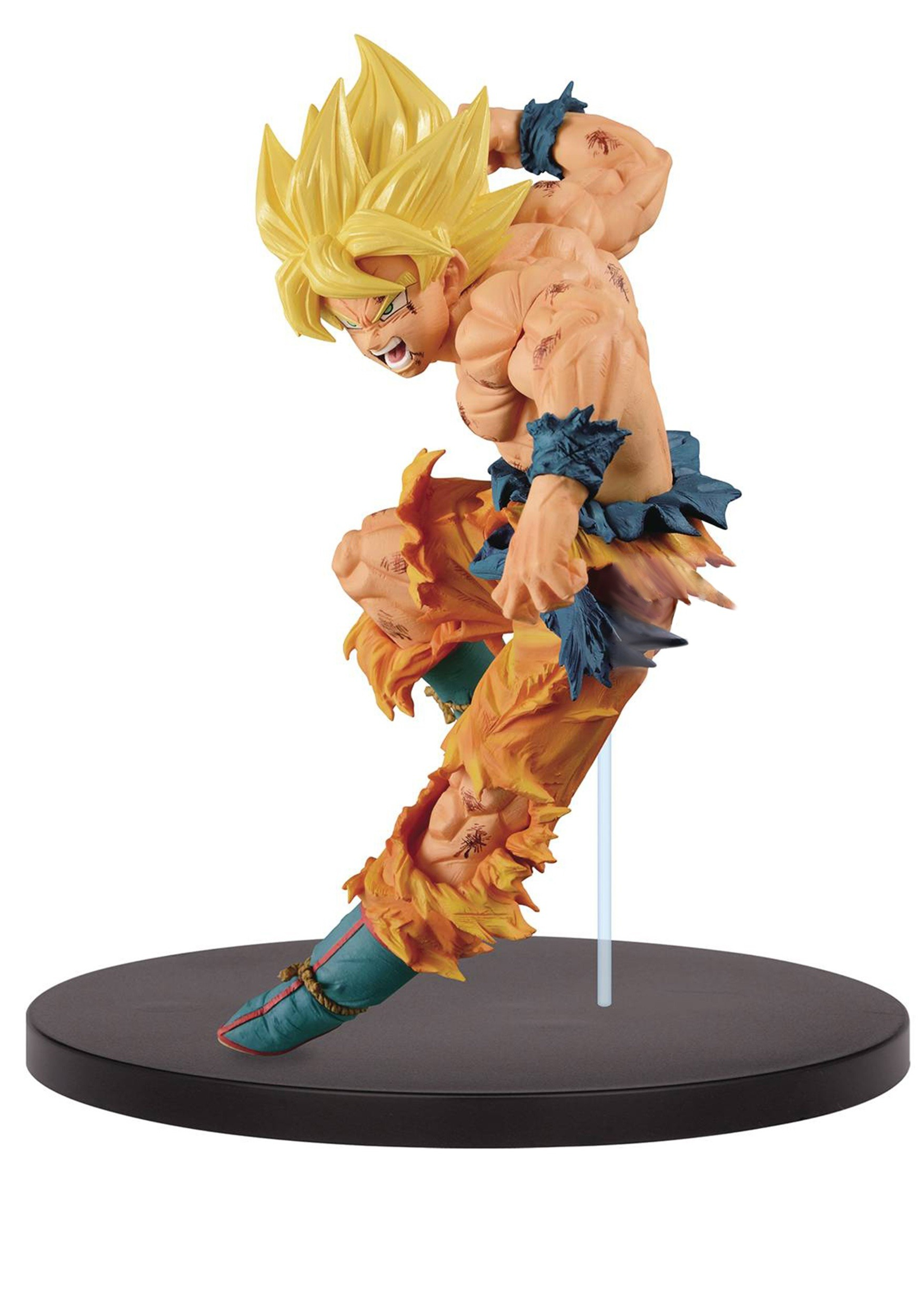 Match Makers Super Saiyan Son Goku Dragon Ball Z Figure