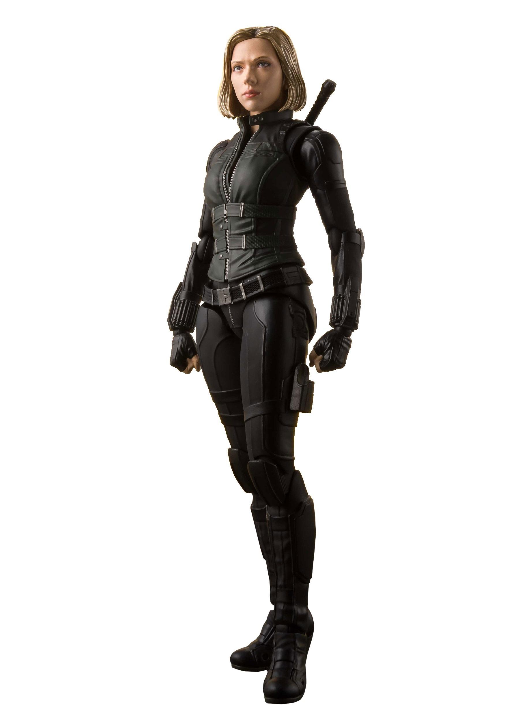 Black_Widow_Bandai_SH_Figuart_Avengers_Infinity_War