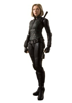 Avengers: Infinity War Black Widow Bandai S.H. Figurart
