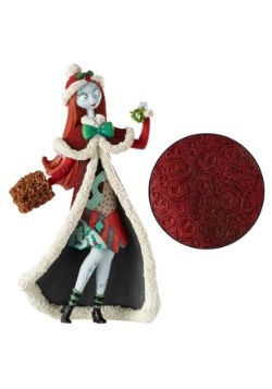 Disney Showcase Couture de Force Holiday Sally Collectible F