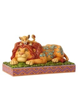 Disney Traditions Simba & Mufasa Figurine