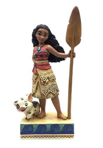 Disney Traditions Moana Figure