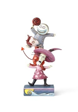 Disney Traditions Lock, Shock and Barrel Figure