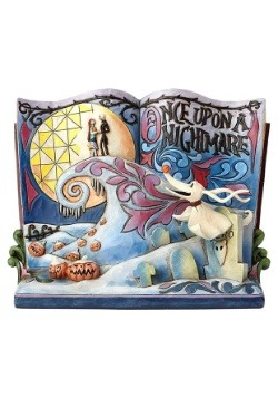 Nightmare Before Christmas 3D Storybook Display