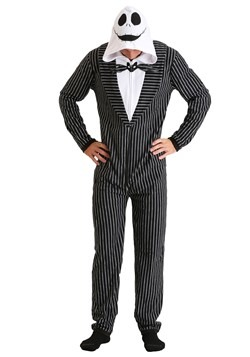 Nightmare before Christmas Jack Skellington Onesie