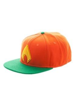Aquaman Logo Snap Back Hat Update1 Alt1