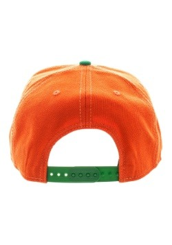 Aquaman Logo Snap Back Hat Update1 Alt2