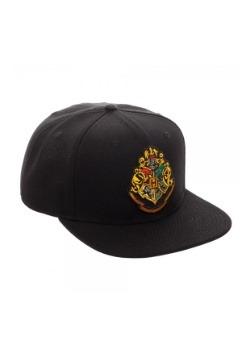 Hogwarts Crest Snap Back Hat alt 3