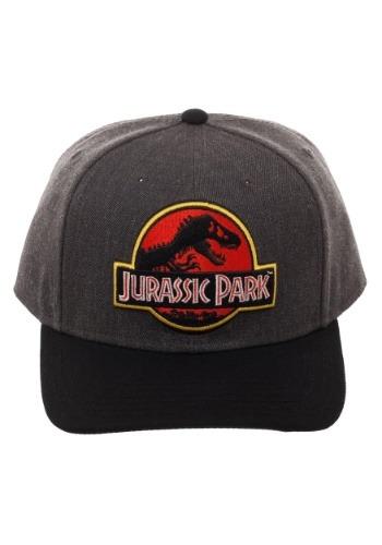 Jurassic Park Logo Snap Back Hat