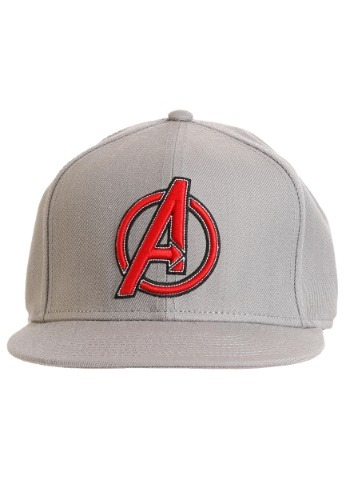 Avengers Logo Snap Back Hat