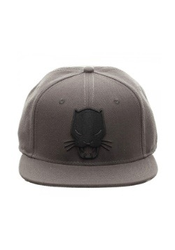 Black Panther Snap Back Hat Alt1