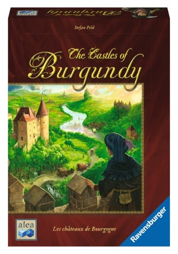 The Castles of Burgundy Strategy Board Game