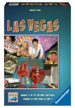 Las Vegas Strategy Board Game