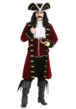 MENS ULTIMATE CAPTAIN HOOK COSTUME