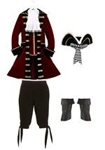 Mens Ultimate Captain Hook Costume Alt 17